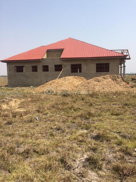Land Near Saglemi Affordable Housing, Ningo Prampram District, Accra, Residential Land for Sale