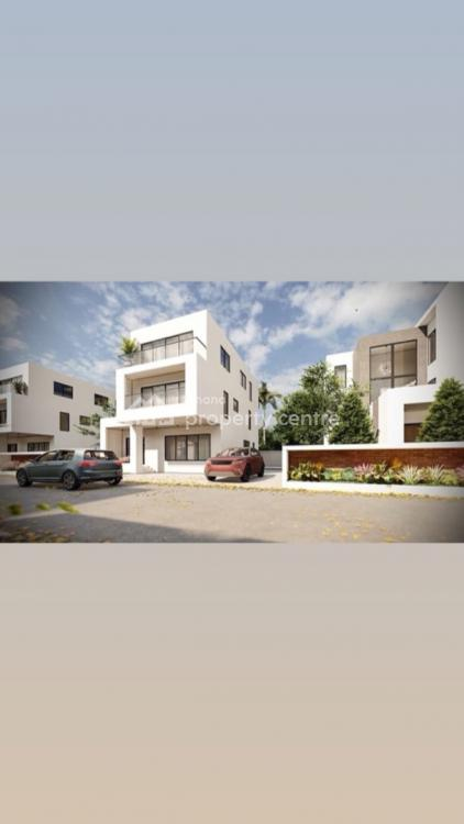 Ultra Modern 4 Bedroom House Townhouse Now Selling, East Legon, East Legon (okponglo), Accra, Townhouse for Sale