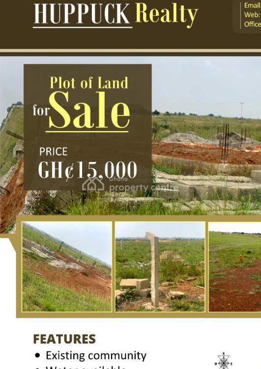 Land @ Tsopoli Near The New Proposed Airport, Tsopoli, Ningo Prampram District, Accra, Residential Land for Sale
