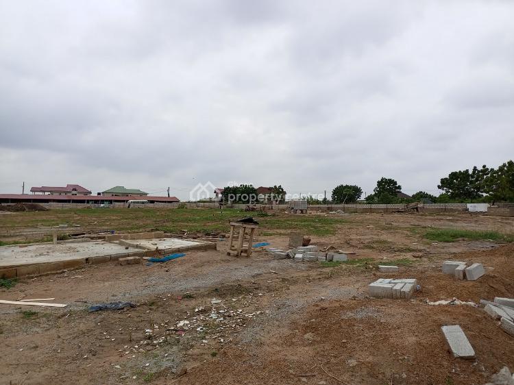 Registered 14 Plot of Land Title, East Legon Hills, East Legon, Accra, Residential Land for Sale