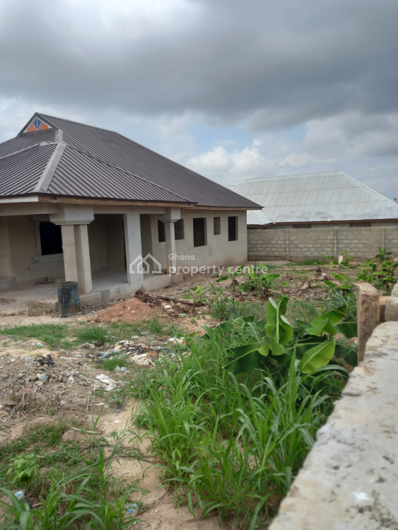 Luxury 4 Bedrooms, Nkoransa ( Santasi Road), Kumasi Metropolitan, Ashanti, House for Sale