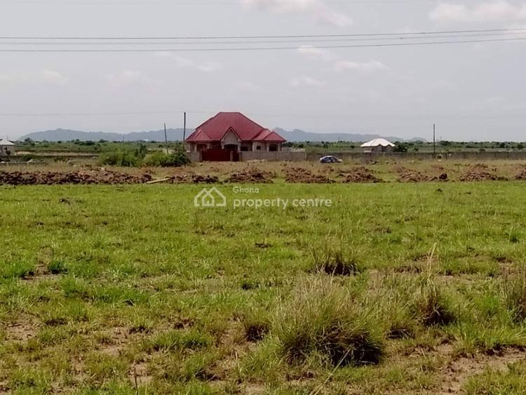 Residential Plots @ Tsopoli Near The New Proposed Airport, Tsopoli, Ningo Prampram District, Accra, Residential Land for Sale
