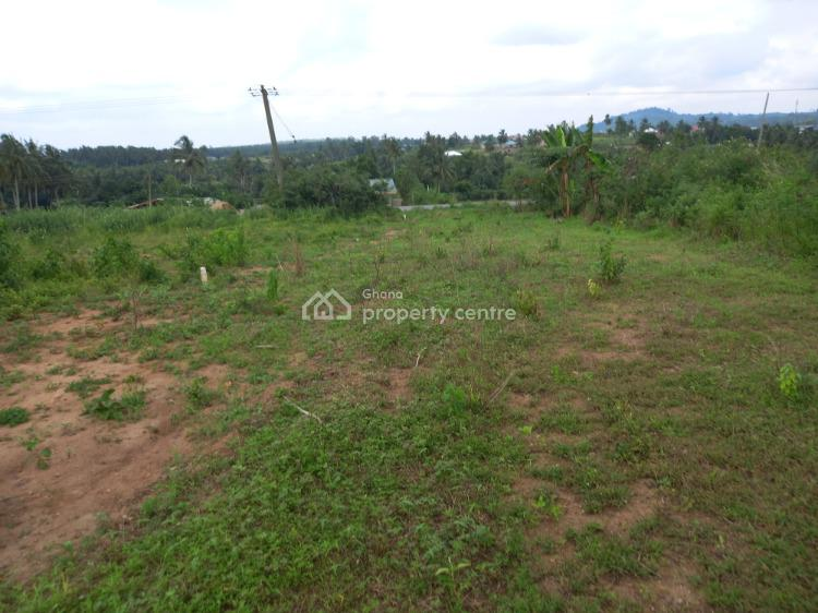 Registered and Well Serviced Plots with Valid Documents at Bawjiase, Bawjiase By The Nsawam-adeiso Main Highway, Ga South Municipal, Accra, Mixed-use Land for Sale