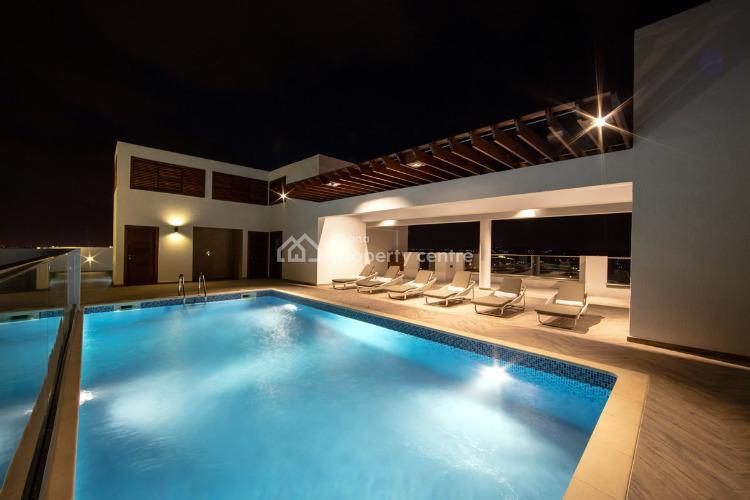 3 Bedrdoom Furnished, East Legon, East Legon, Accra, Apartment for Rent