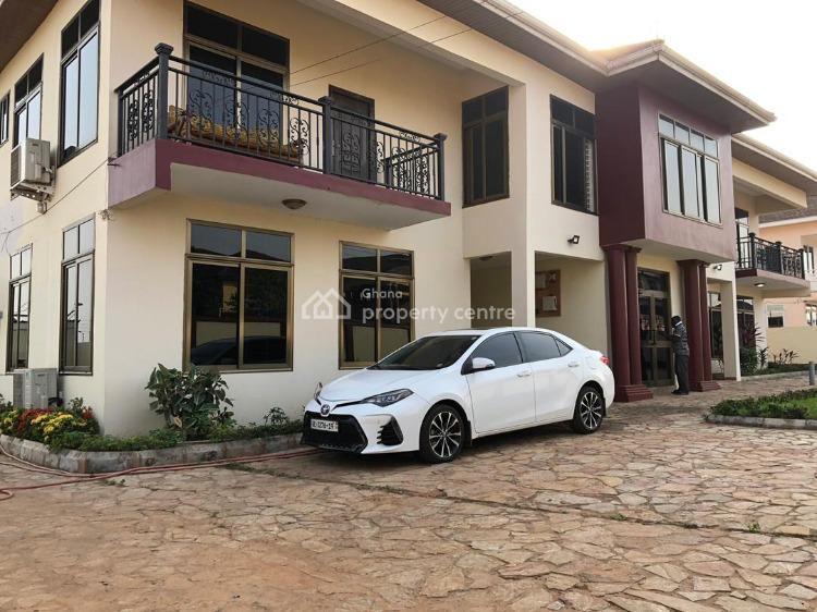 3 Bedroom Unfurnished Apartment, American House, East Legon, Accra, Apartment for Rent
