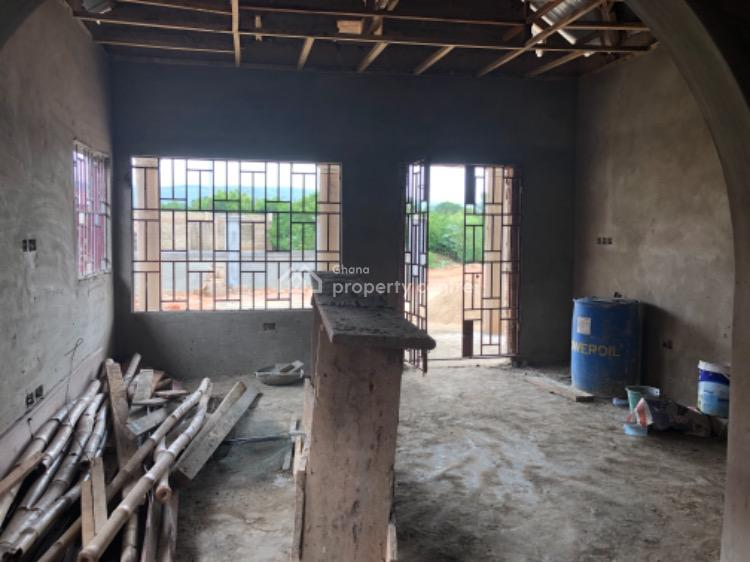 Uncompleted 3 Bedroom Located at Oyibi-sasabi., Valley View Road, Oyibi, Accra, Detached Bungalow for Sale