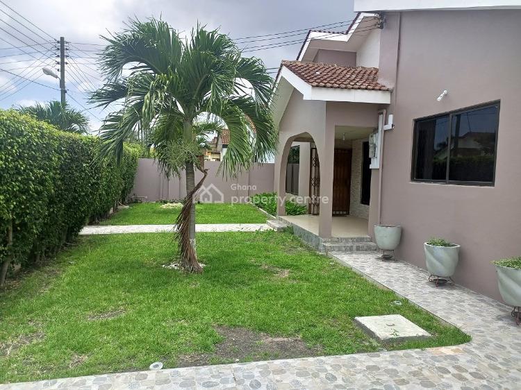 3 Bedroom with 1bq House in Emef Estate, Tema,mataheko Off Michel Camp Road, Mataheko, Tema, Accra, Terraced Bungalow for Sale