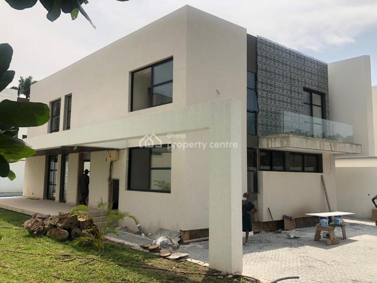 4 Bedroom House, Cantonments, Accra, House for Sale