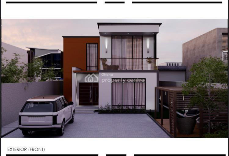 Ultra Modern 4 Bedroom Store House Now Selling, Community 18, Spintex, Accra, Detached Duplex for Sale