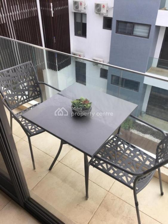 2 Bedroom Furnished Apartment, East Cantonments, Cantonments, Accra, Apartment for Rent