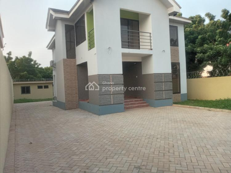 Newly Built 4 Bedroom House, Whitehouse Road, East Legon, Accra, House for Rent
