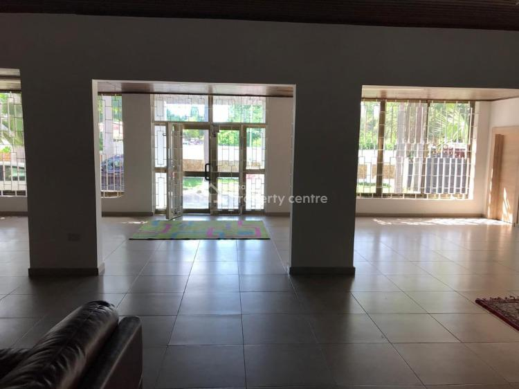 4-bedroom House, Morocco Embassy, Cantonments, Accra, Detached Bungalow for Rent