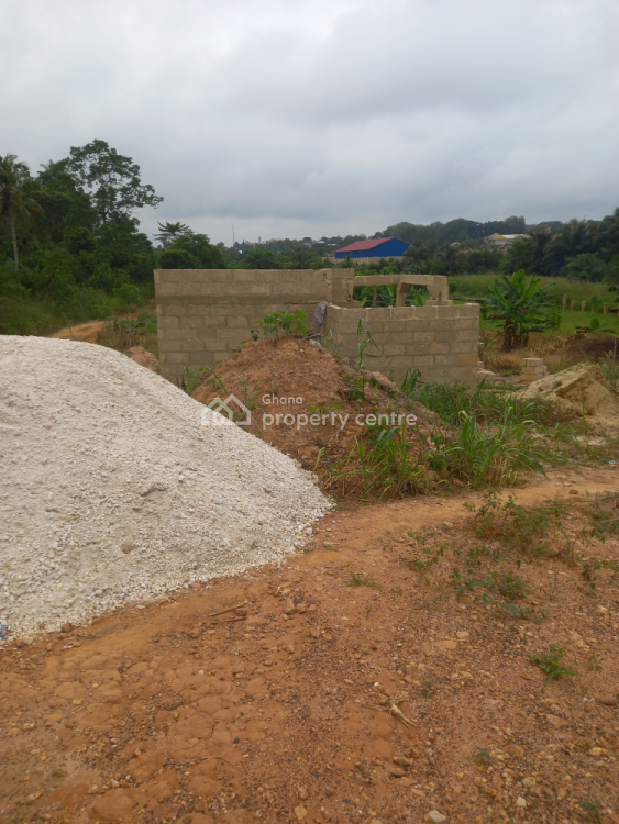 4 Plots, Ofuase Kokobeng/anwiankwanta, Bekwai Municipal, Ashanti, Land for Sale