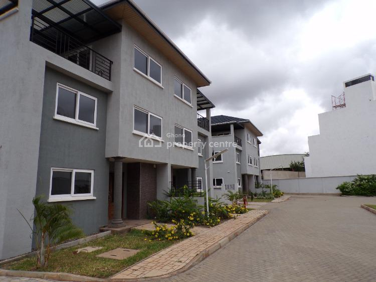 4 Bedroom Townhouse, Cantonments, Accra, Townhouse for Sale