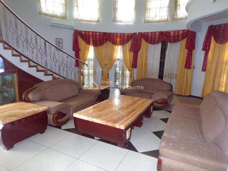 4 Bedroom Unfurnished House, Cantonments, Accra, House for Rent