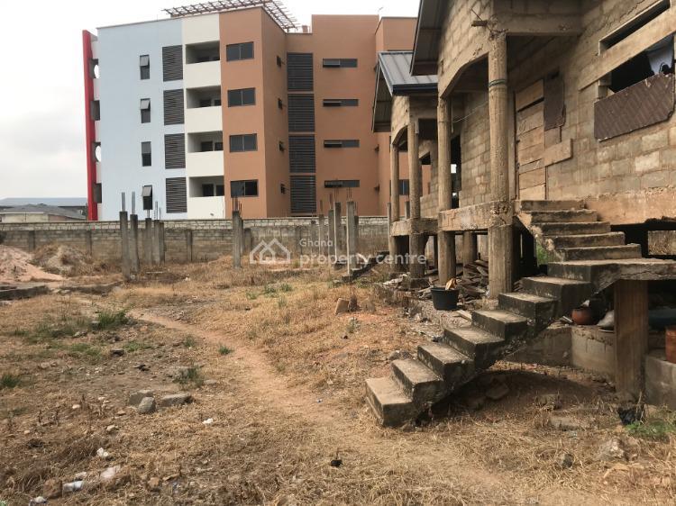 Plot of Land, a Min Drive From Roman Ridge Police Station, Roman Ridge, Accra, Mixed-use Land for Sale