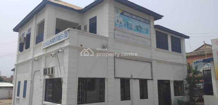 12 Room Commercial Building, Kojo Thompson Road, Adabraka, Accra, Commercial Property for Sale