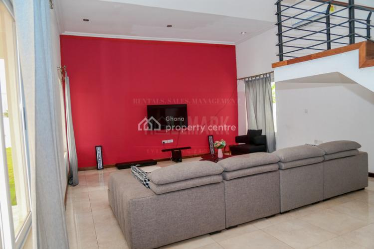 3 Bedroom Fully Furnished House, Sakumono Behind Fridays, Spintex, Accra, Townhouse for Rent