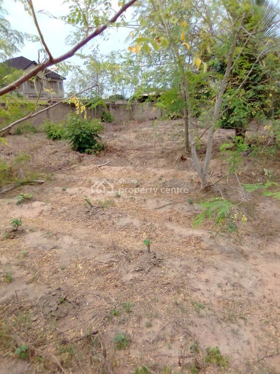 Two Securely Walled Plots in Serene Community, Aglow Street, Ga South Municipal, Accra, Mixed-use Land for Sale