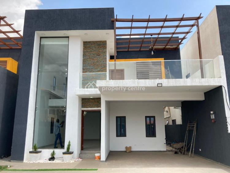 3 Bedroom Semi Furnished House En Suite with Boys Quarters, East Legon Hills, East Legon, Accra, House for Sale