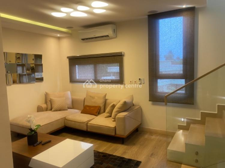 Luxuriously Furnished  4 Bedroom Smarthome, 7 Switchback Lane, Cantonments, Accra, Townhouse for Rent
