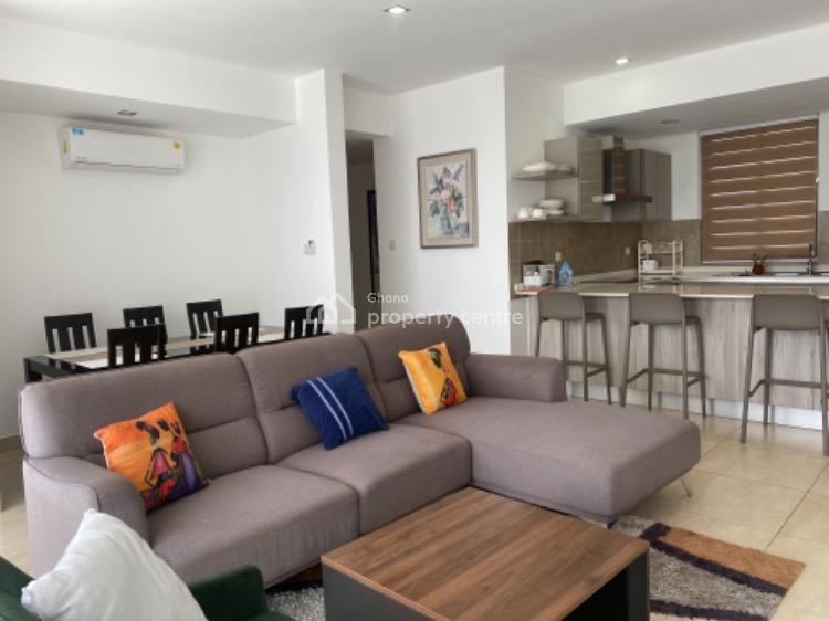 2 Bedroom Furnished Apartment, Kumi Court, La Tebu Street, Cantonments, Accra, Apartment for Rent