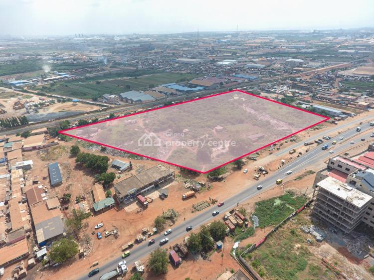Land, By Tema Motorway, Tema, Accra, Industrial Land for Sale