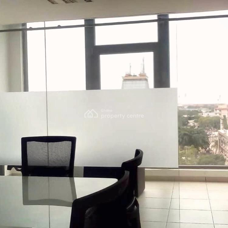 Fully Fitted Office, North Ridge, Accra, Office Space for Rent