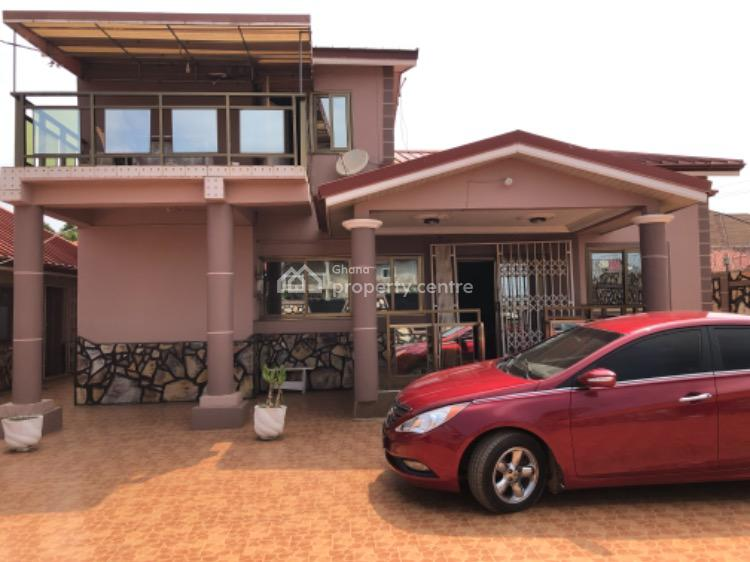 3 Bedroom Storey with Additional House, La Nkwantanang Madina Municipal, Accra, Detached Duplex for Sale