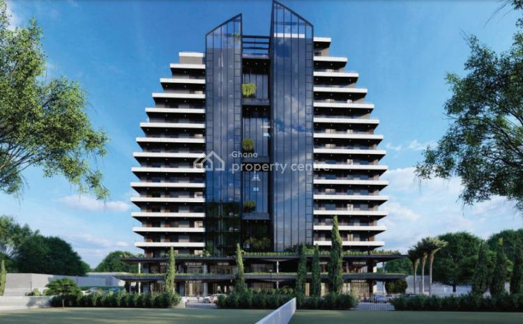 Studio Apartment, Airport City, Airport Residential Area, Accra, Self Contained (single Rooms) for Sale