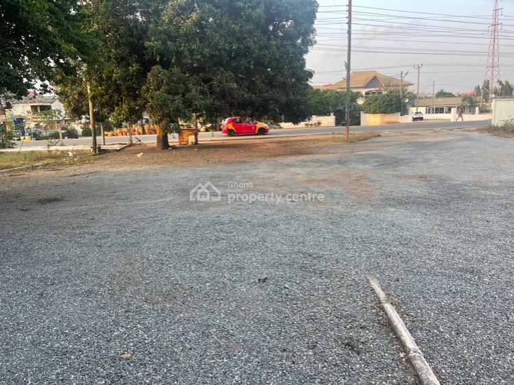 Roadside Land Now Letting, New Achimota Kingsby, Achimota, Accra, Commercial Land for Rent