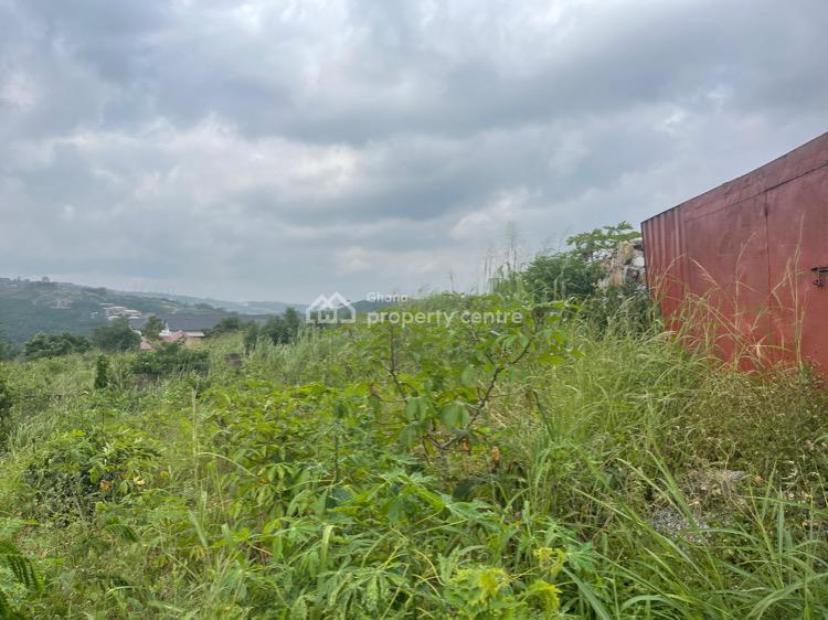 3 Plots of Land Now Selling, Peduase, Aburi, Akuapim South Municipal, Eastern Region, Residential Land for Sale