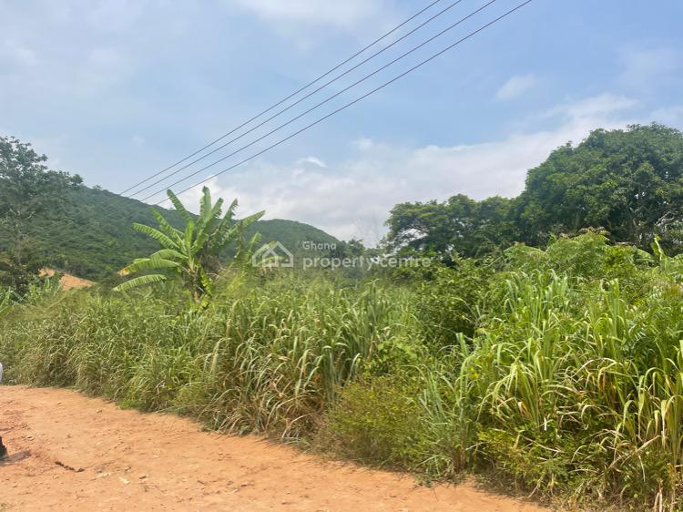 Acre of Land Now Selling, Peduase, Aburi, Akuapim South Municipal, Eastern Region, Residential Land for Sale