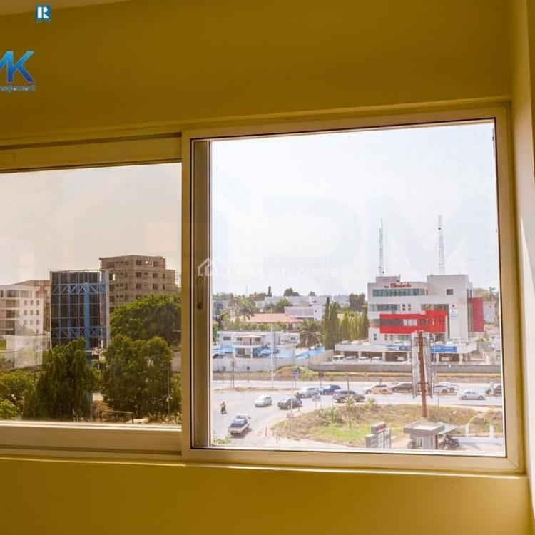 Cozy  - 3 Bedroom Apartment  with Views of Skyline, Polo Heights, Airport Residential Area, Accra, Apartment for Rent