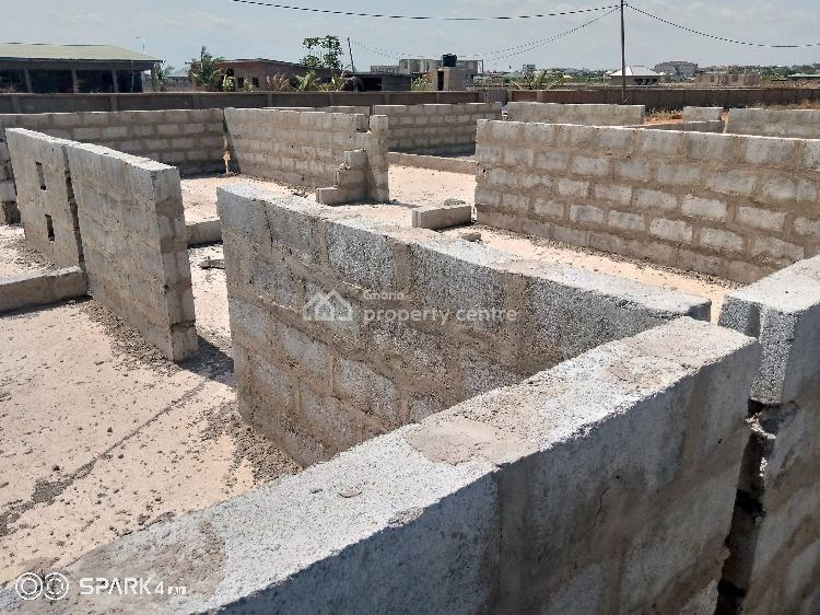 4 Bedroom Uncompleted House, Miotso, Ningo Prampram District, Accra, House for Sale