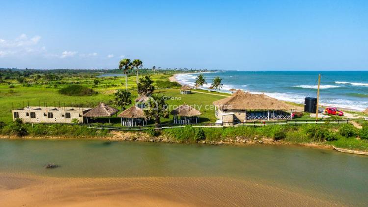 Registered 5.62 Acres Ocean Front Land, Adwoa - Takoradi, Ahanta West, Western Region, Mixed-use Land for Sale