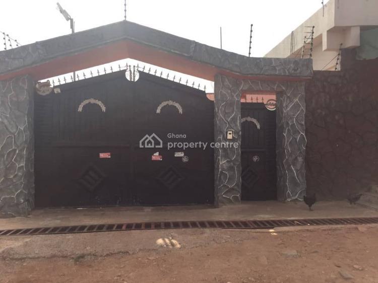 3 Bedroom with 2 Bedroom Boys Quaters House, Methodist Junction, Dawhenya, Ningo Prampram District, Accra, House for Sale