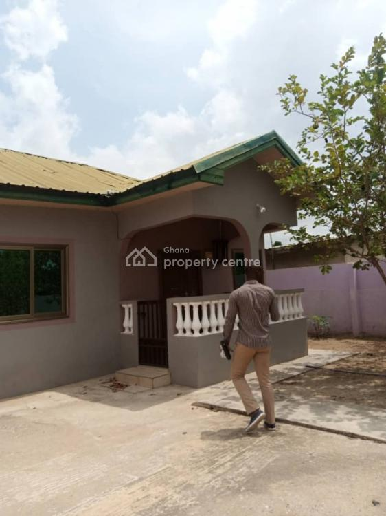 Neat Chamber & Hall Self Contain House, Abehenase, Amasaman, Ga West Municipal, Accra, Detached Bungalow for Sale