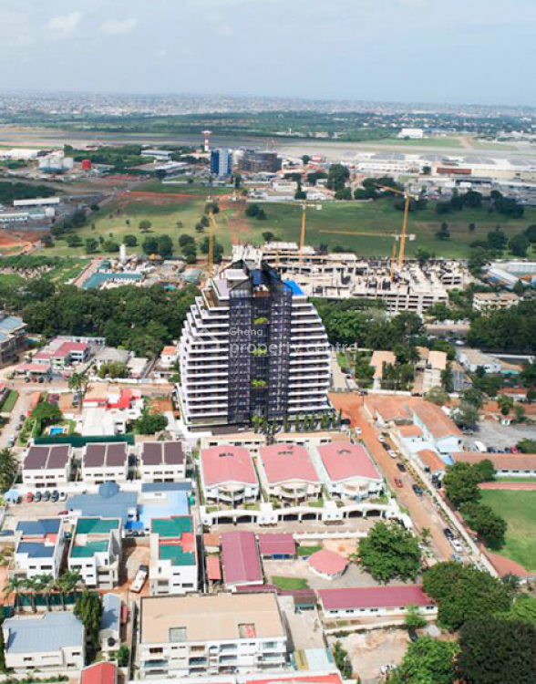 Luxury Apartments, Airport Residential Area, Accra, Apartment for Sale