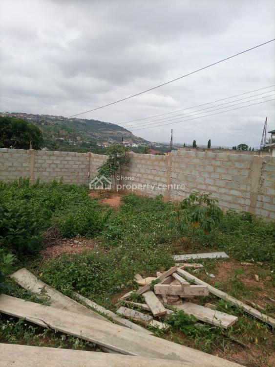 Walled & Gated Plot Plus Single Room, Close to Main Road at Broadcasting, Accra Metropolitan, Accra, Mixed-use Land for Sale
