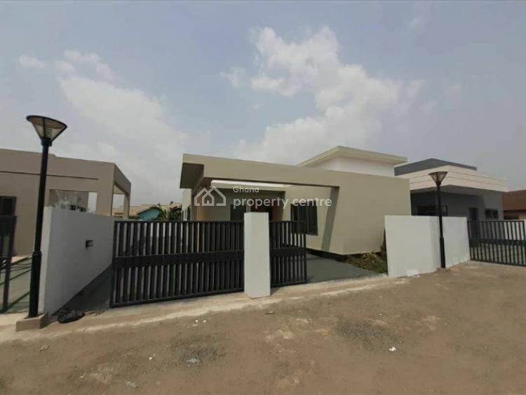 3 Bedroom Detached with Excellent Facilities, Spintex, Accra, Detached Bungalow for Sale