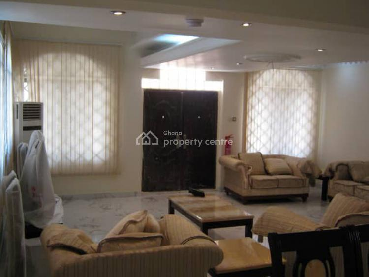 Fully Furnished 6 Bedroom House, Ars Road, East Legon, Accra, Detached Duplex for Rent