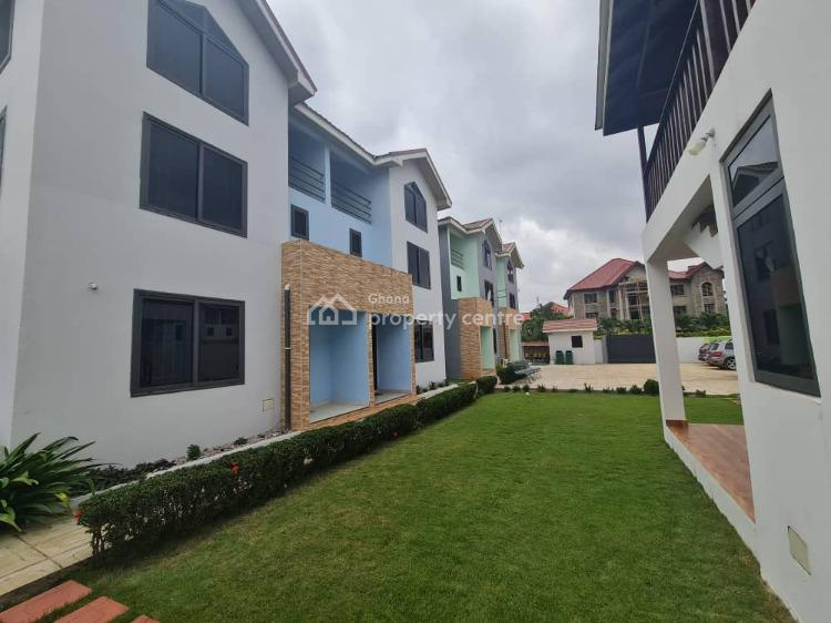 3 Bedroom Unfurnished Tonwhouse, East Legon, East Legon, Accra, Townhouse for Rent
