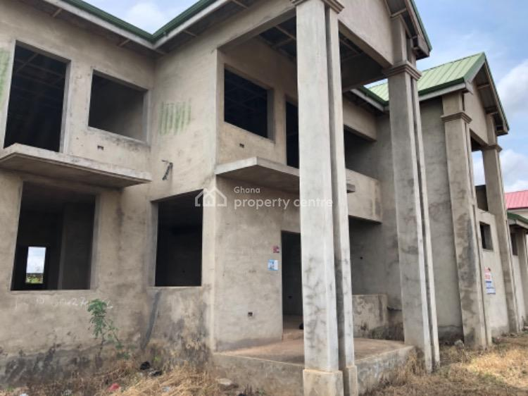 Uncompleted 5 Bedroom Storey with Double Garage, Trassaco Estate Road, Madina, La Nkwantanang Madina Municipal, Accra, House for Sale