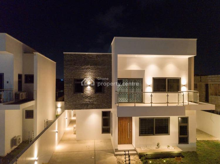 Luxury 3 Bedroom House with Boys Qtrs, Ability, Adjiringanor, East Legon, Accra, Detached Duplex for Sale