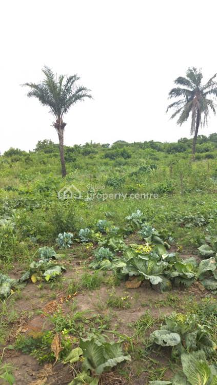 Farm Land, Water for Irrigation Available, Shai Hills, Tema -akosombo Road, Shai Osudoku, Accra, Mixed-use Land for Sale