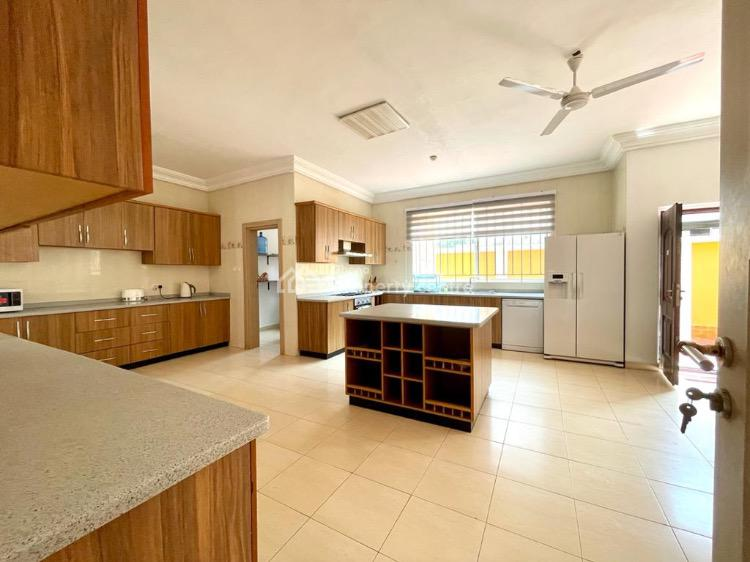 Luxury 5 Bedroom House with Swimming Pool, East Airport, Airport Residential Area, Accra, House for Rent