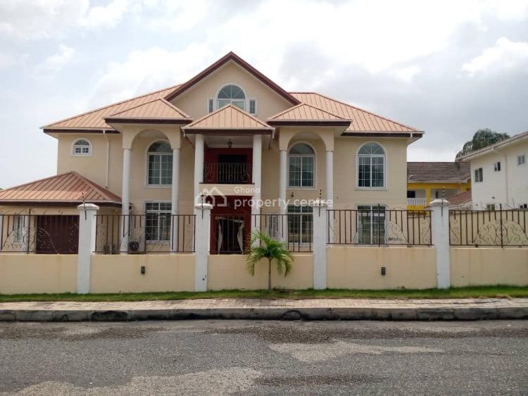 6 Bedroom House with 2 Bedroom Out House Now Selling, Airport Hills, Cantonments, Accra, Detached Duplex for Sale