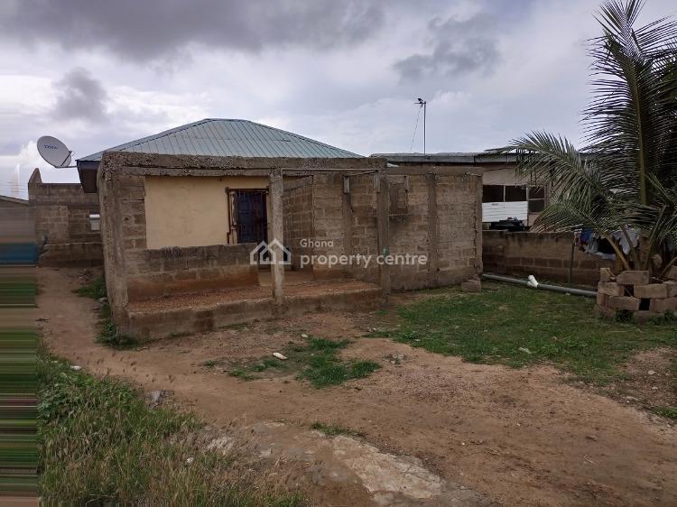 Chamber & Hall Selfcontain, Atadaka-katamanso, Kpone Katamanso, Accra, Terraced Bungalow for Sale