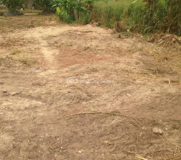 Roadside Land, No Litigation Land, Shai Hills,tema- Akosombo Road, Shai Osudoku, Accra, Commercial Land for Sale
